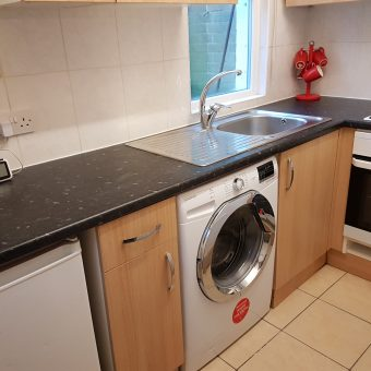 Studio Flat Barbauld Road N16