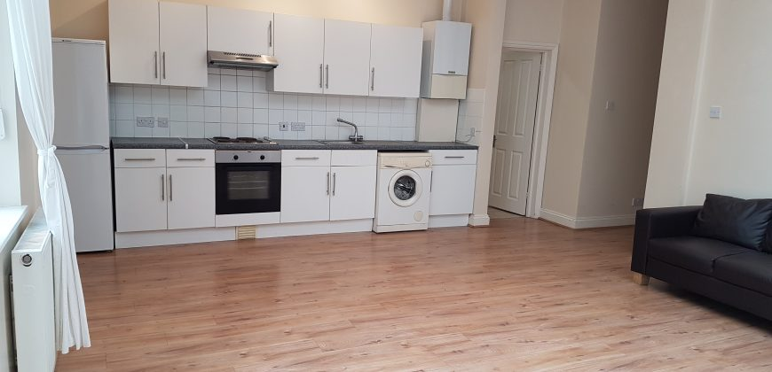 1 Bed Flat Campbell Road Bow E3 4EA