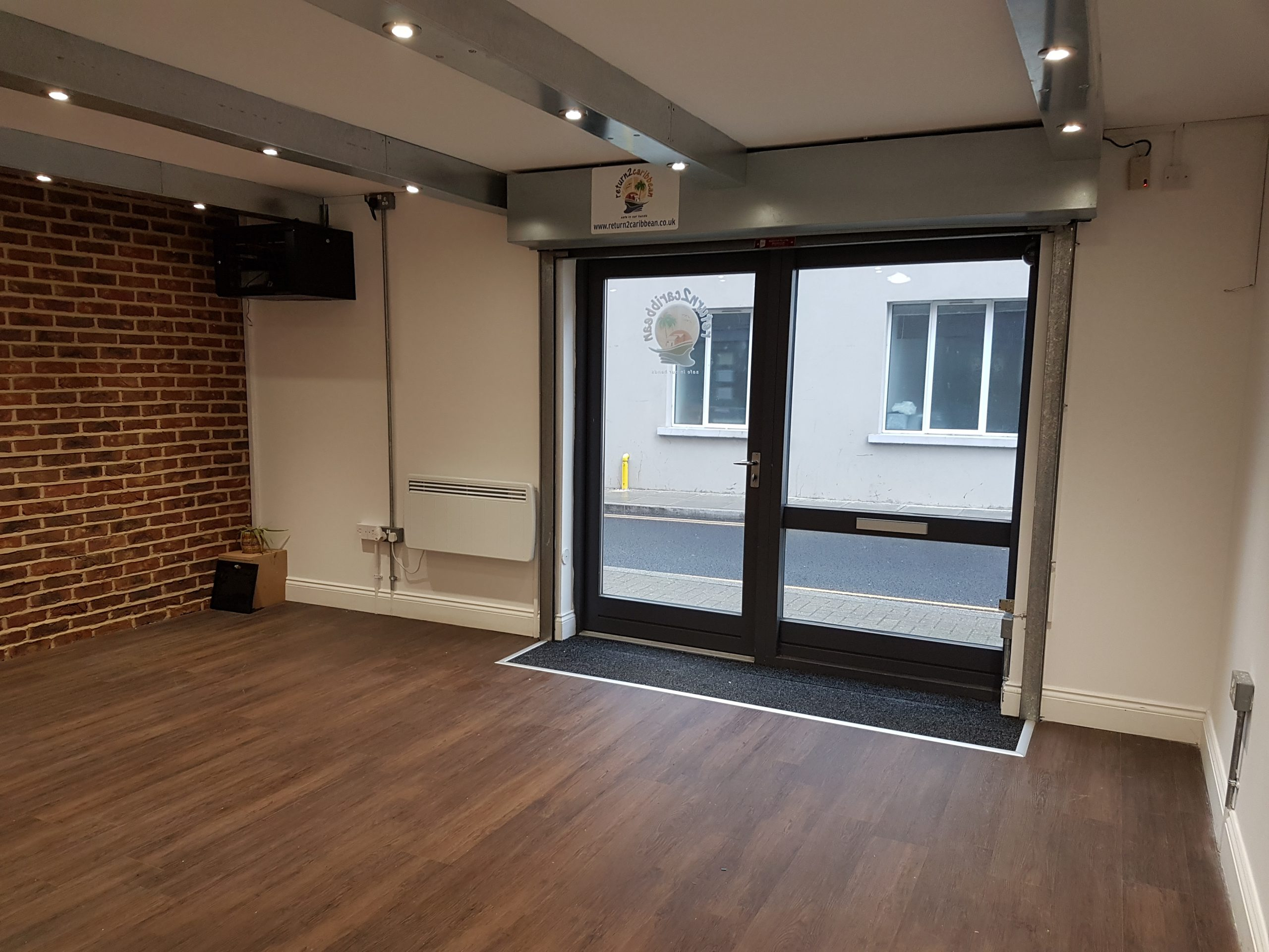 Commercial Unit Mackintosh Lane Homerton E9