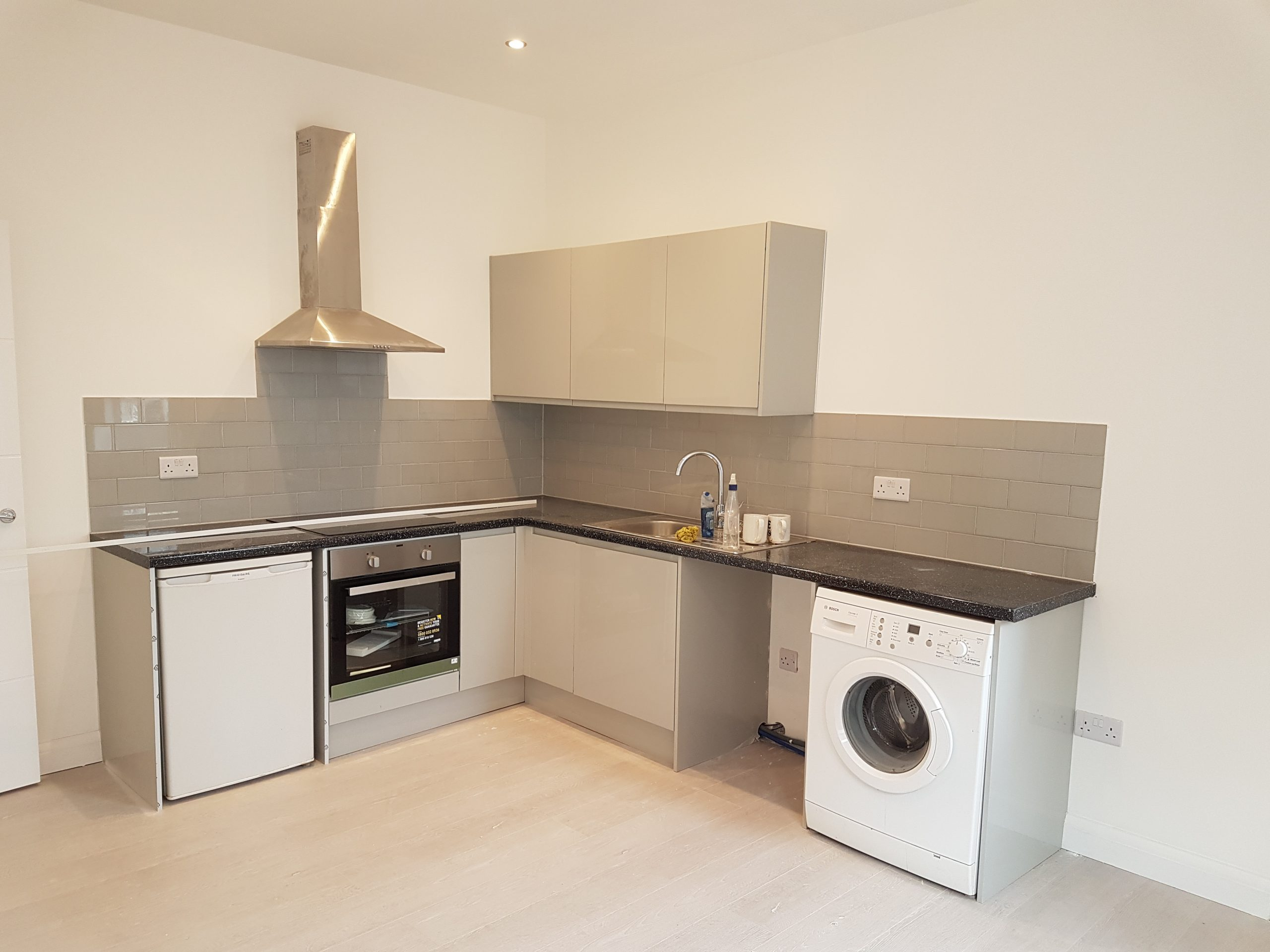 1 Bed Flat Hornsey Road N19