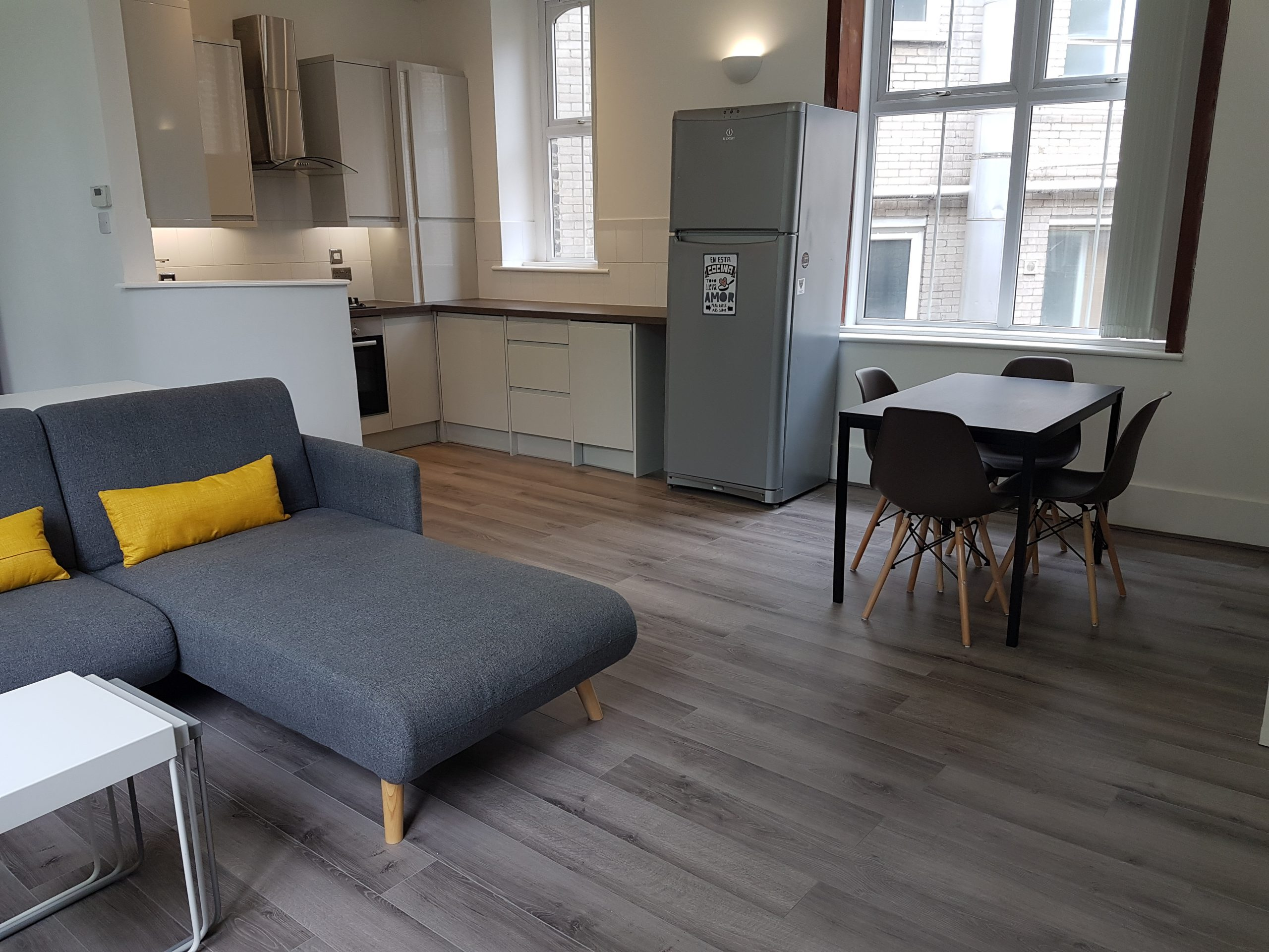 1 Bed Flat Clerkenwell EC1