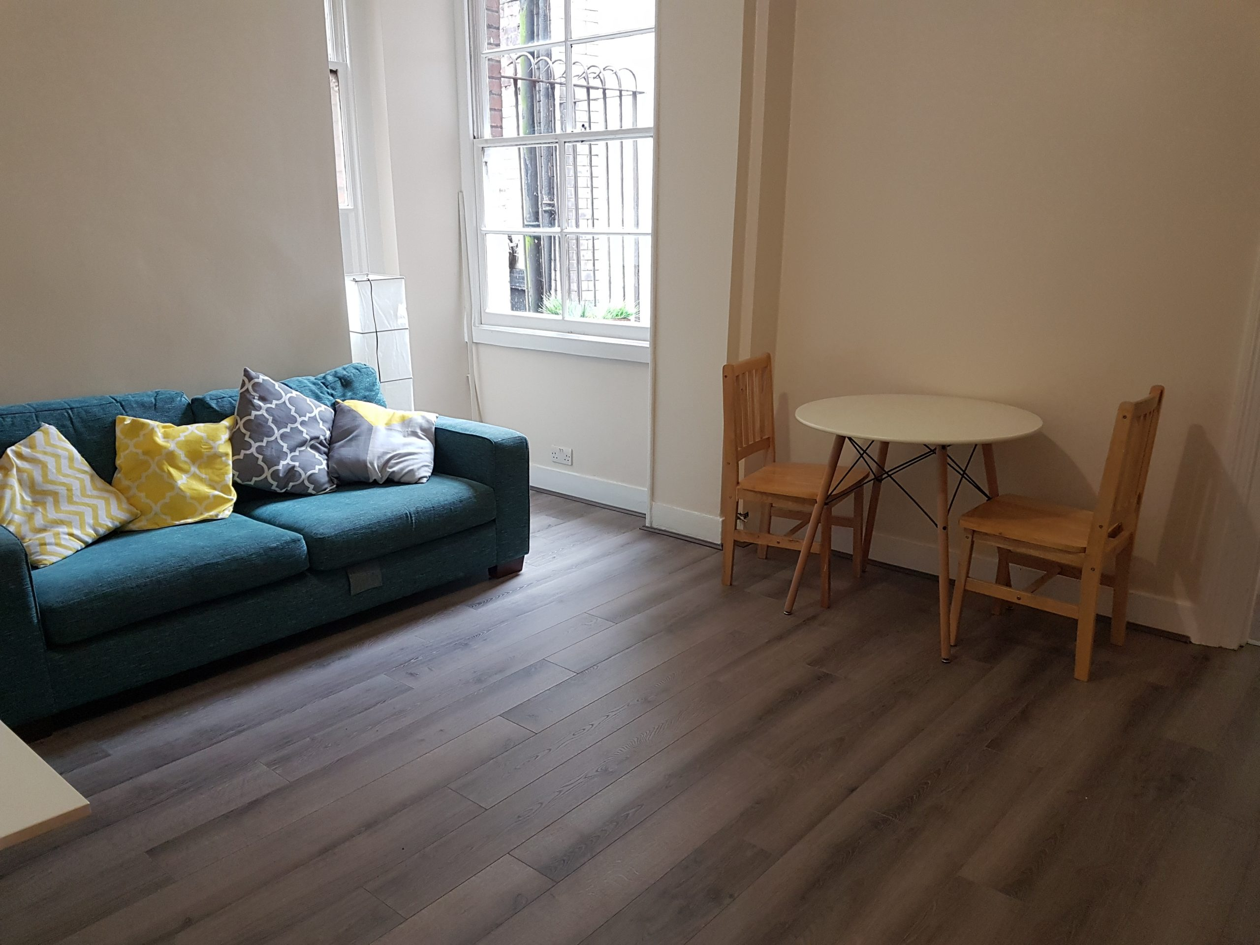 1 Bed Flat Lincoln House Islington N1