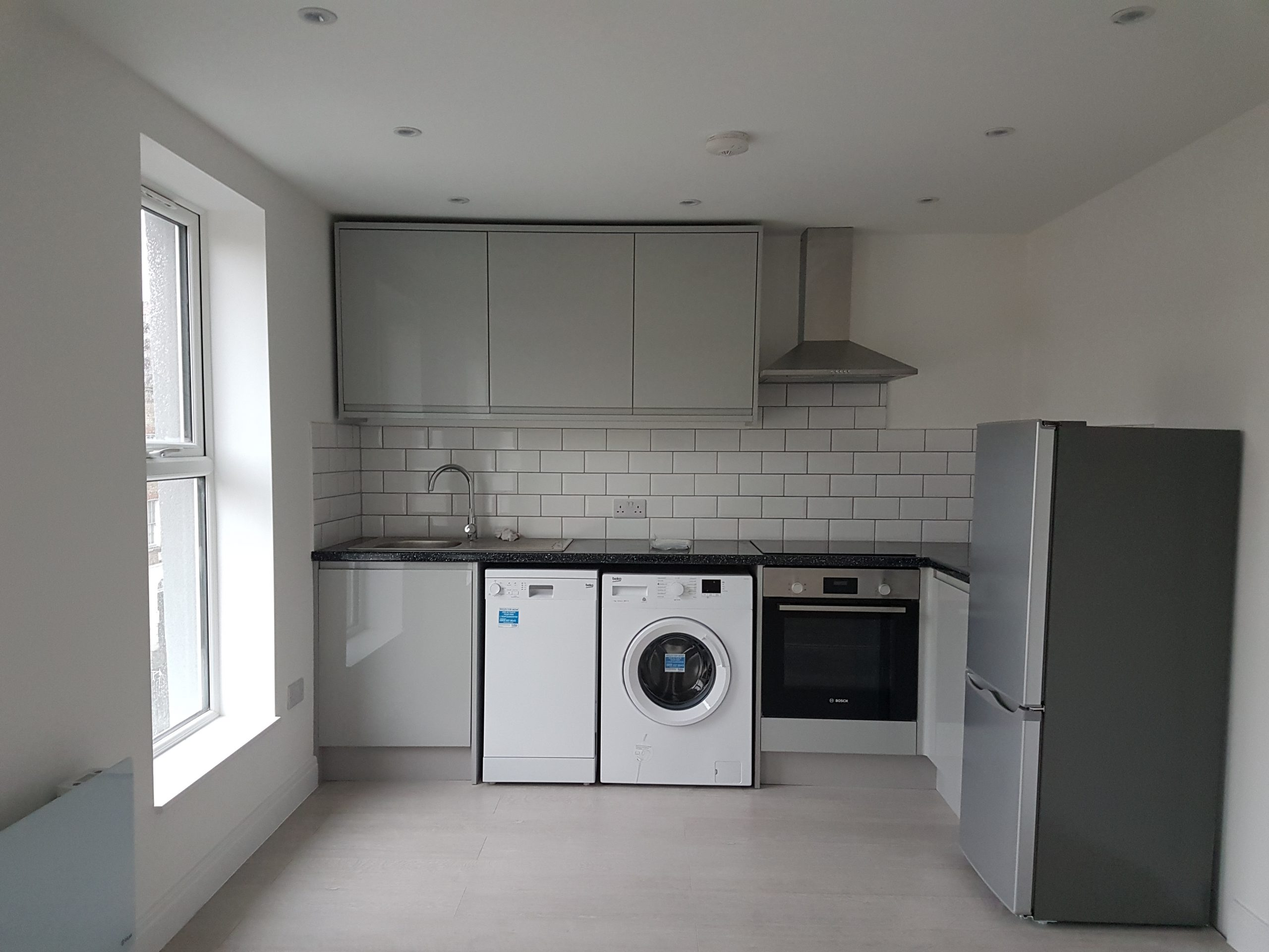 1 Bed Flat Dalston Lane E8