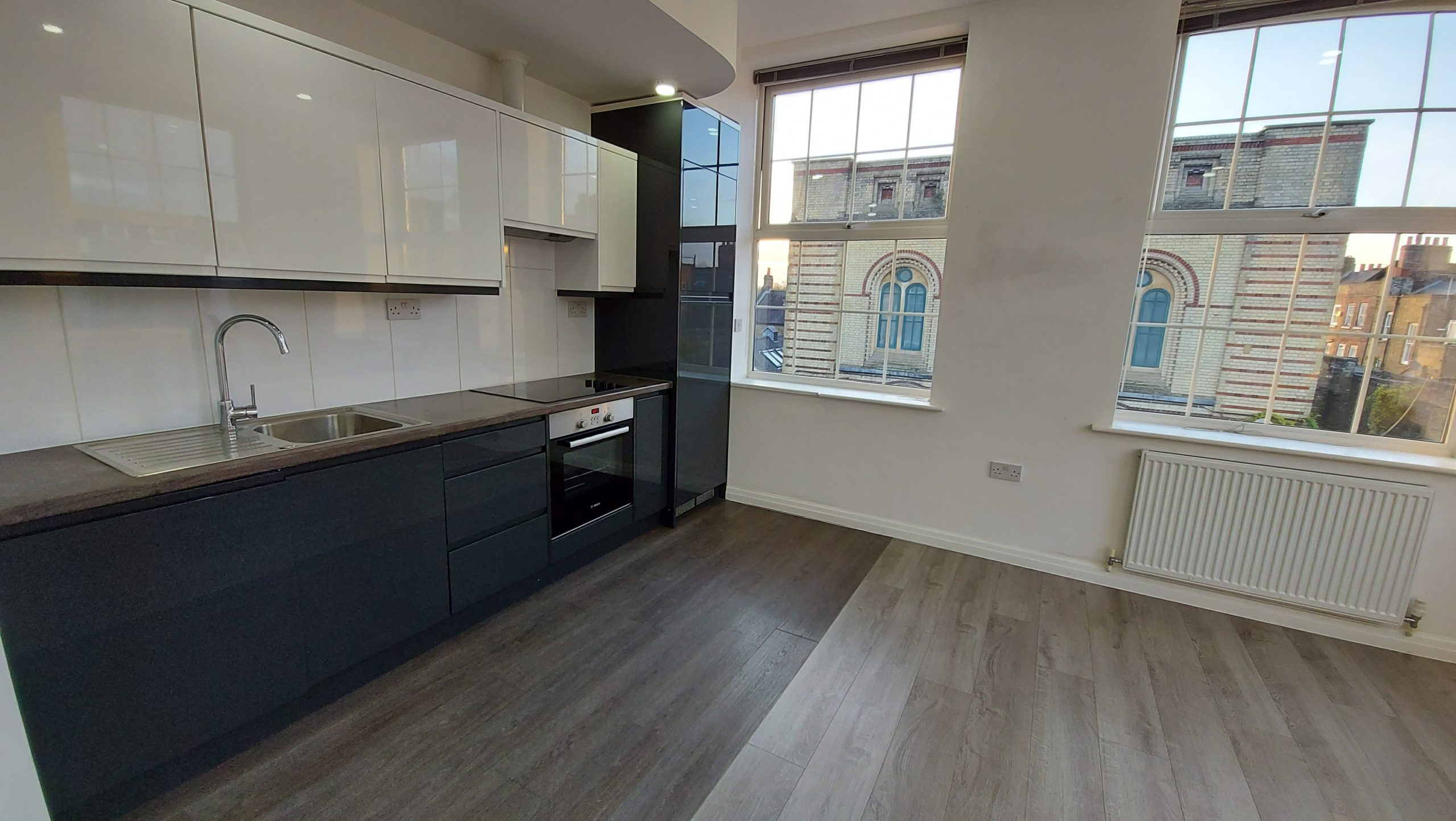 1 Bed Flat Defoe Road N16 0EF