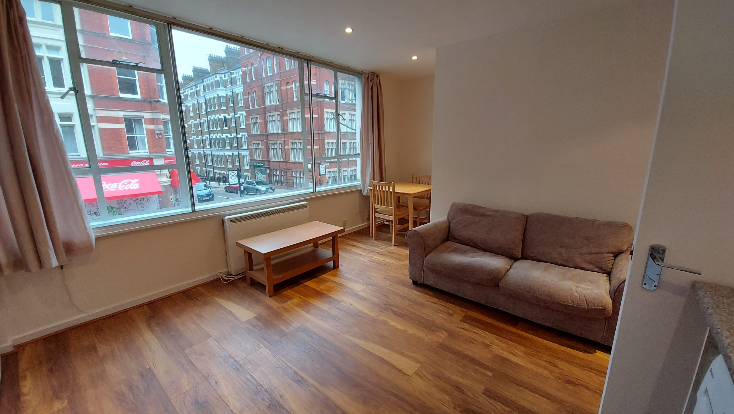 1 Bed Flat Grays Inn Road WC1X