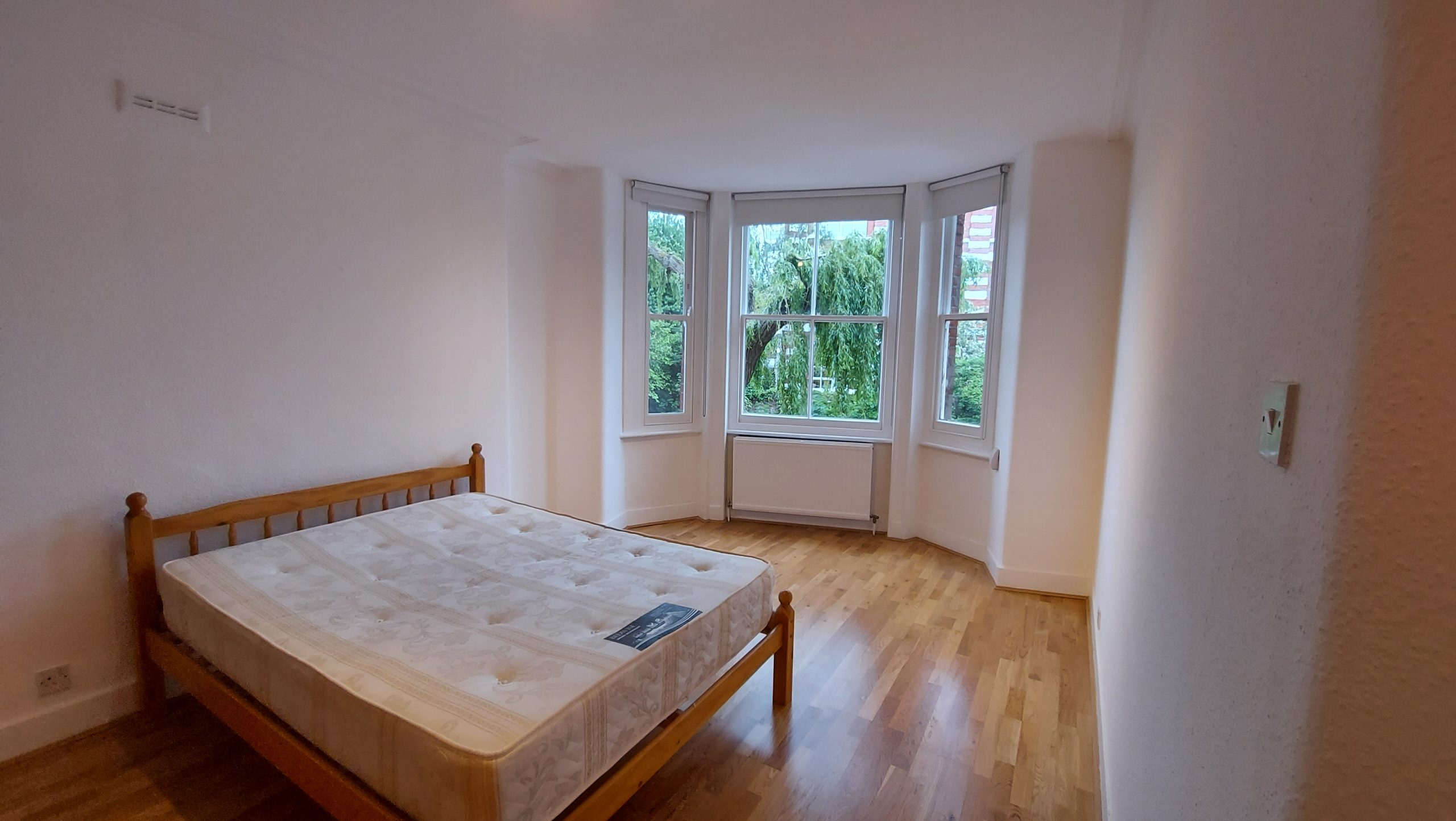 1 Bed Flat Lincoln House Islington N1